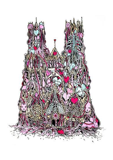 Notre Dame de Reims - Weird Science 02