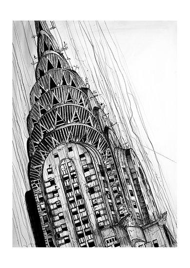 Focus - Chrysler Building