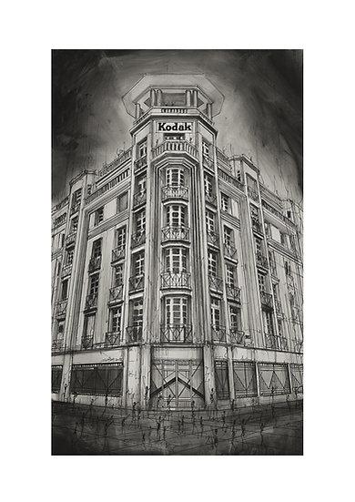 Immeuble Kodak - Reims