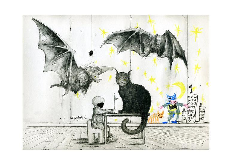 Confrontation - Batman
