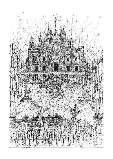 Envol Milan 2033 - Duomo