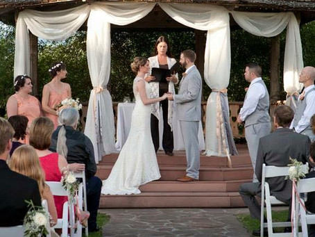 Choosing the officiant for your wedding day!