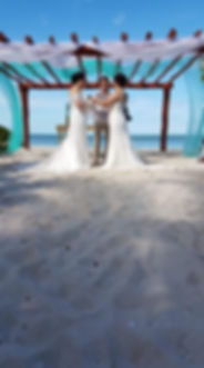 Professional, experienced, wedding officiants, non-denominational, symbolic wedding ceremonies, cruises, Yucatan, Holbox Island, Quintana Roo, Mexico.