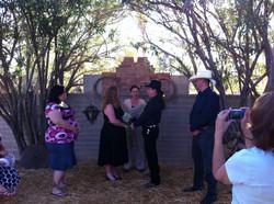 Tucson wedding minister