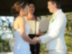Tucson wedding officiant