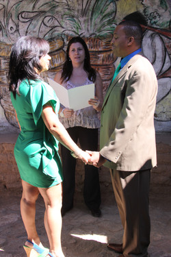 tucson wedding officiant,minister