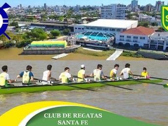 """Programa de la Regata Especial """"127º Aniversario"""" del Club Regatas Santa Fe"""