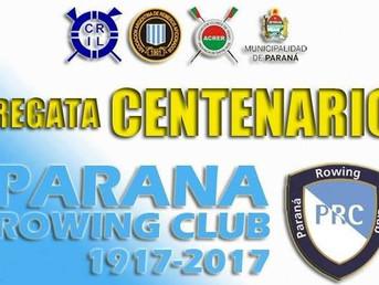 Regata Centenario del Paraná Rowing Club