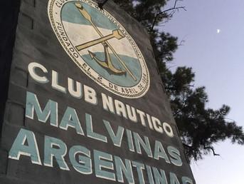 Incorporación del Club Náutico Malvinas Argentinas a la C.R.I.L.