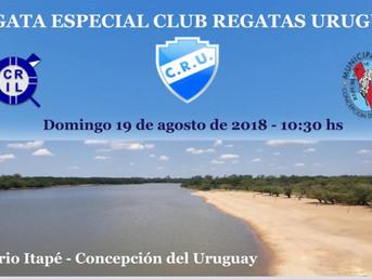Regata Especial del Club Regatas Uruguay