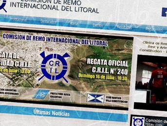 Presentación Web Oficial C.R.I.L.