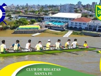 "Regata Especial ""127º Aniversario"" del Club de Regatas Santa Fe"