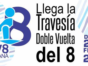 """Regata de Travesía """"Doble Vuelta del Ocho"""" del Paraná Rowing Club"""
