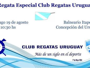 """Resultados de la Regata Especial """"114º Aniversario"""" del Club Regatas Uruguay"""