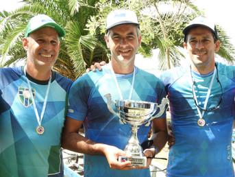 """Resultados de la Regata de Travesía """"Doble Vuelta al Ocho"""" del Paraná Rowing Club"""