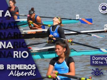 """Regata Especial """"Centenario"""" del Club Remeros Alberdi"""
