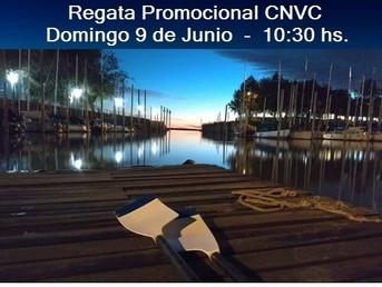 Programa de la Regata Promocional del Club Náutico Villa Constitución