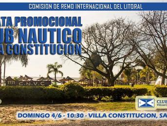 Regata Promocional del Club Náutico Villa Constitución