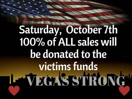 Vegas Strong Fundraiser
