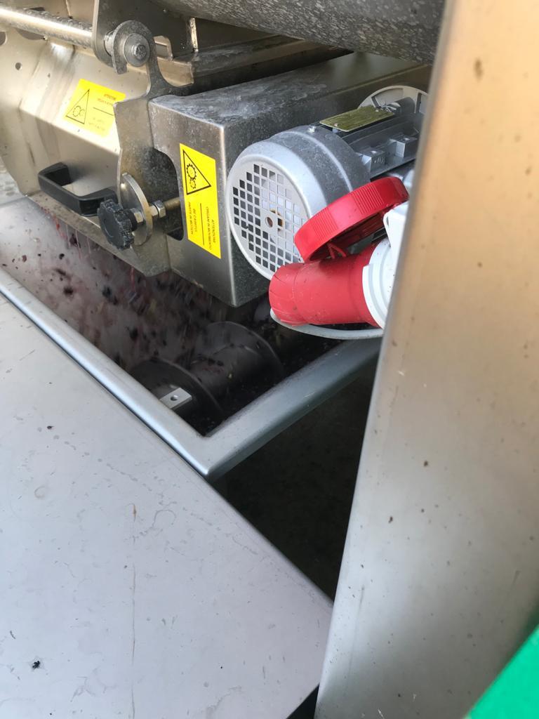 Pinot Noir light press