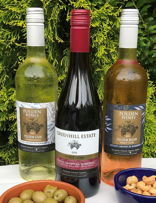 Greenhill Estate Pinot Noir