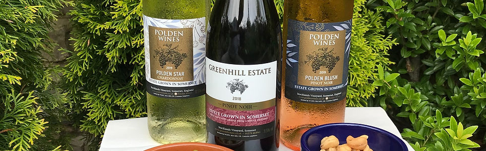 Polden Wine and Greenhill Estate