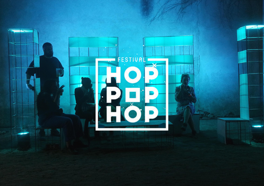 Festival Hop pop hop