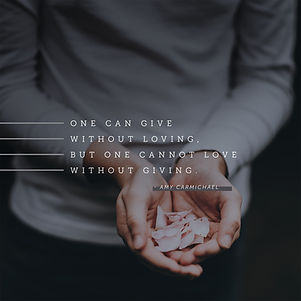 One Cannot Give....jpg