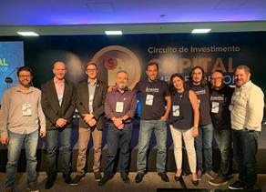 NanoScoping participa de circuito de investimento e recebe premiação do projeto Capital Empreendedor