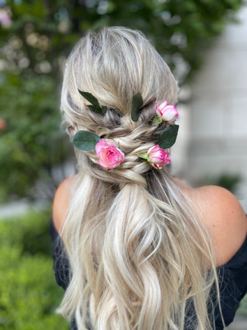 soft bridal style