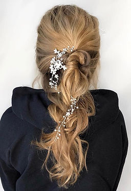 Updo inspired by _ulyana.aster _Braided
