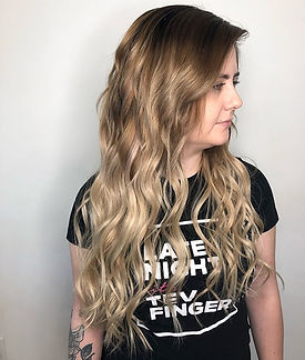 Extensions for this babe!_Swipe —— that