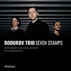 Bodurov trio Seven stamps