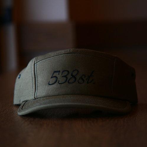 5 Panel 538 Hat
