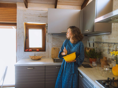 Letting Go: How To Lose Your In-Kitchen Hangups