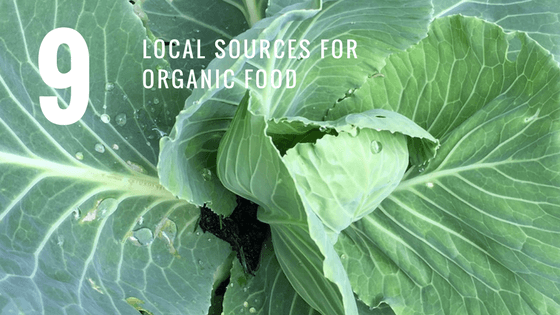 local sources for organic food