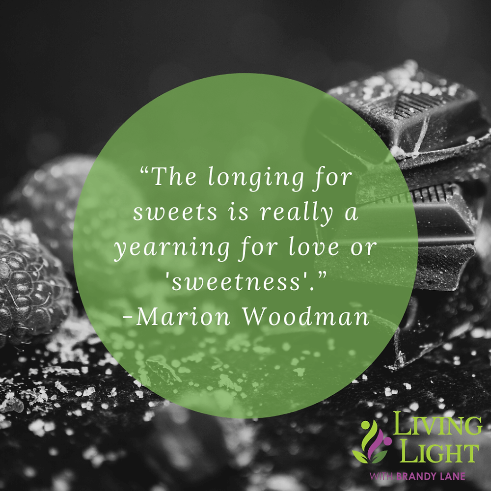 Longing for sugar quote