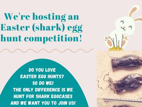 Easter (shark) egg hunt!