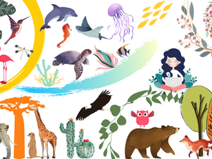 Time to celebrate our natural biodiversity but also to recognise the trouble it's in