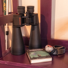 Stargazing Equipment Owl Cottage Teesdale.jpg