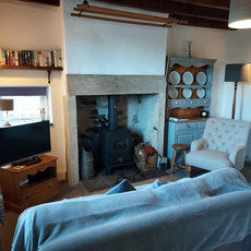 Lounge Dining Room Kitchen Owl Cottage T