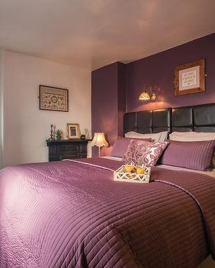 Owl Cottage Superking size bedroom