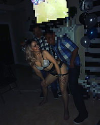 Hire a birthday party stripper local stripper in Houston Texas
