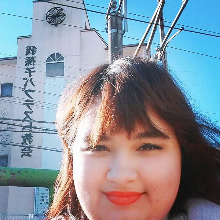 church, japan, woman, selfie,