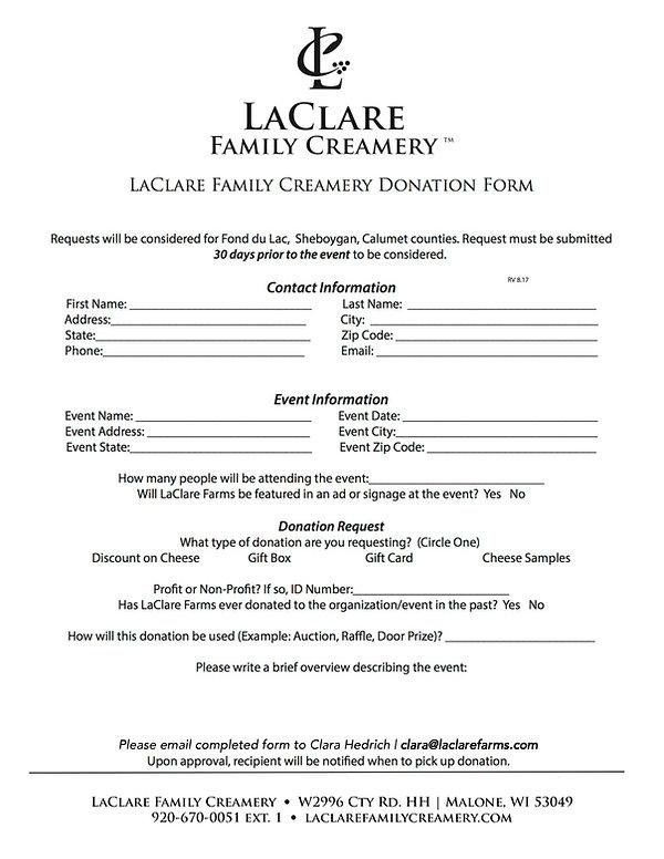 LaClare Donation Form.jpg