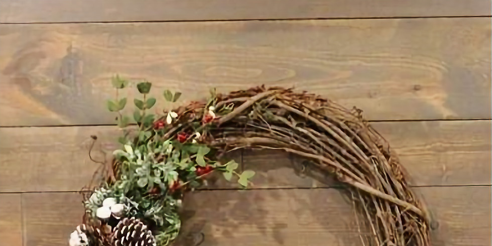 Getting Crafty at LaClare: Winter Wreaths