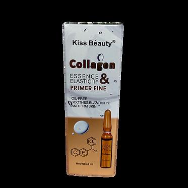 Primer de colágeno y elastina- Kiss Beauty