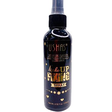 Fijador de maquillaje Fixing Spray - Ushas