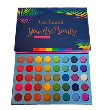 Paleta x 40 Colores You are beauty- Foo faced