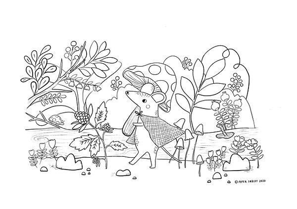 Paper Forest Mouse Colouring Page.jpg